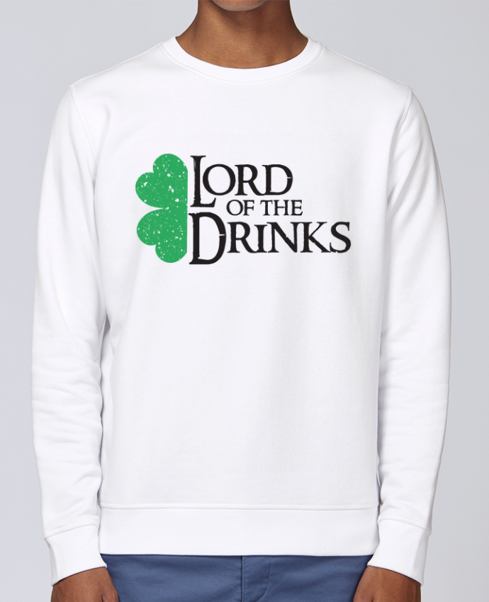 Sweat Col rond Unisex Stanley Stella Rise Lord of the Drinks par tunetoo