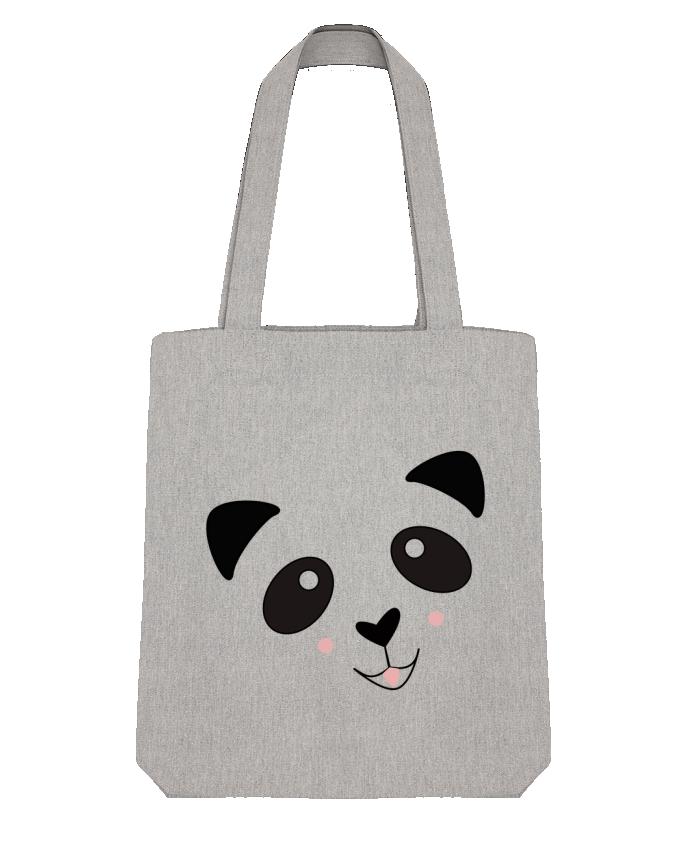 Tote Bag Stanley Stella Bébé Panda Mignon par K-créatif