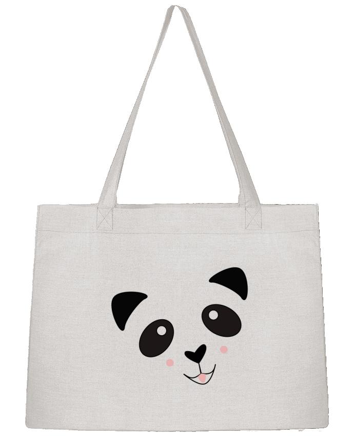 Sac Cabas Shopping Stanley Stella Bébé Panda Mignon par K-créatif