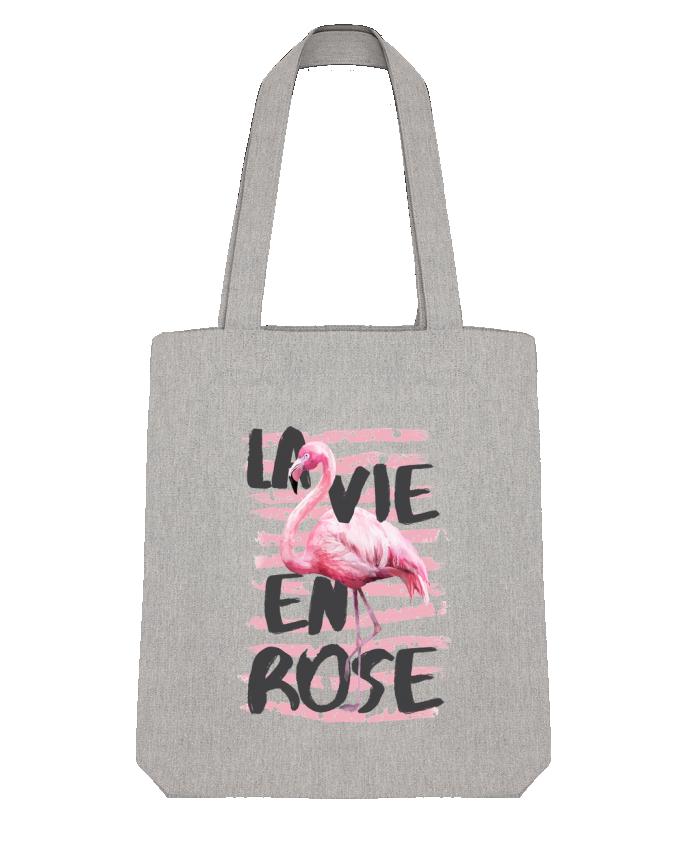 Tote Bag Stanley Stella La vie en rose par tunetoo