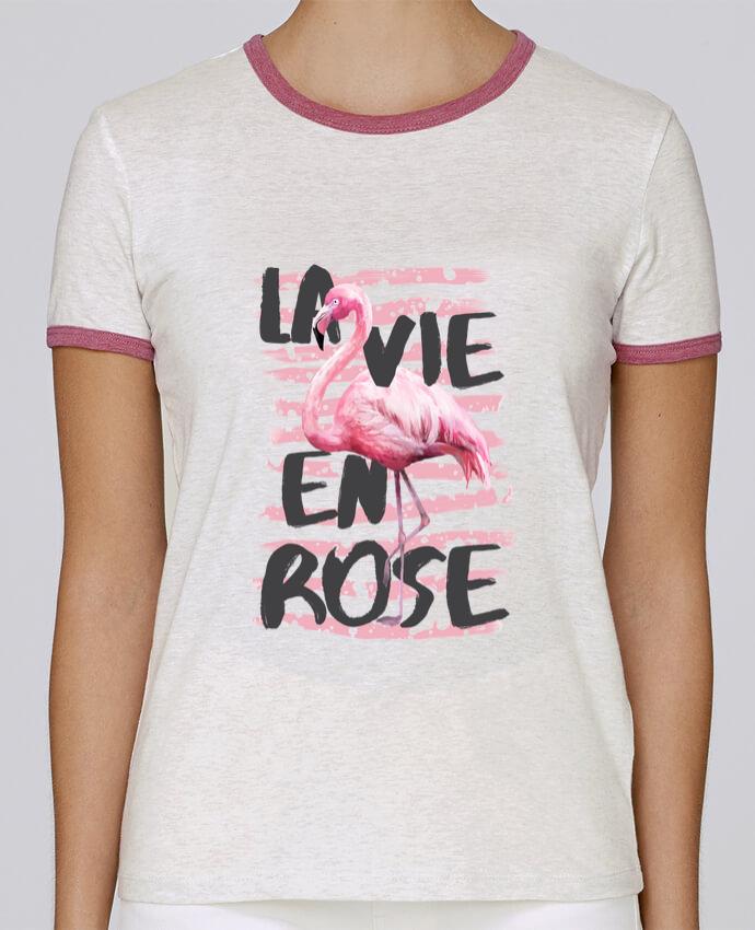 T-shirt Femme Stella Returns La vie en rose pour femme par tunetoo