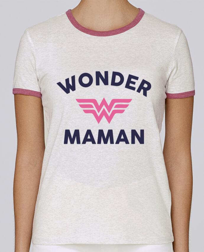 T-shirt Femme Stella Returns Wonder Maman pour femme par tunetoo