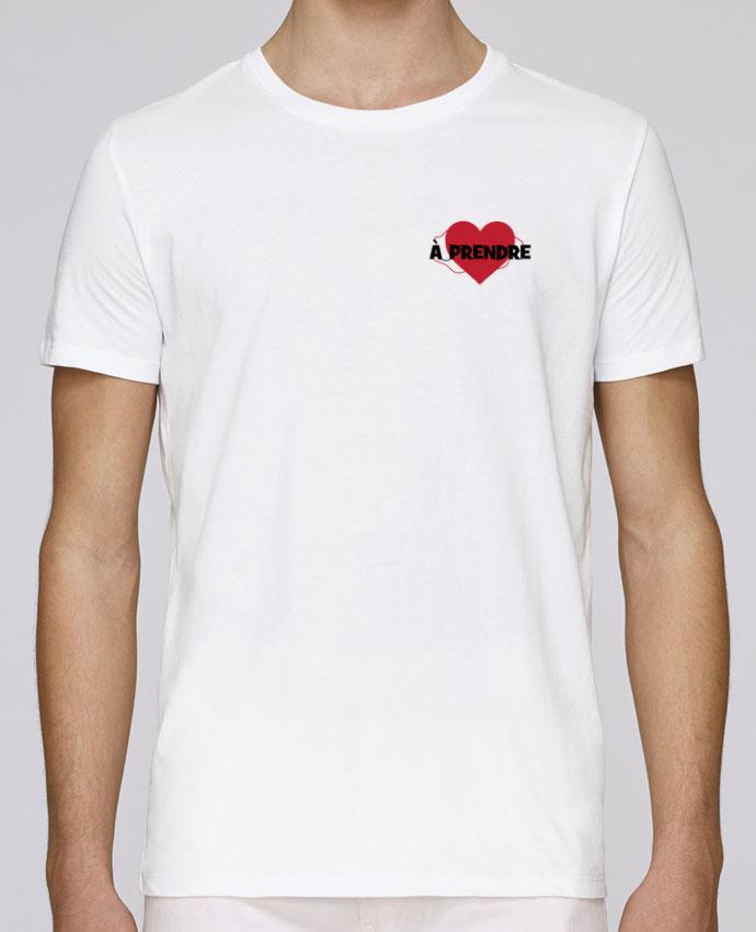 T-Shirt Col Rond Stanley Leads Coeur à prendre par tunetoo