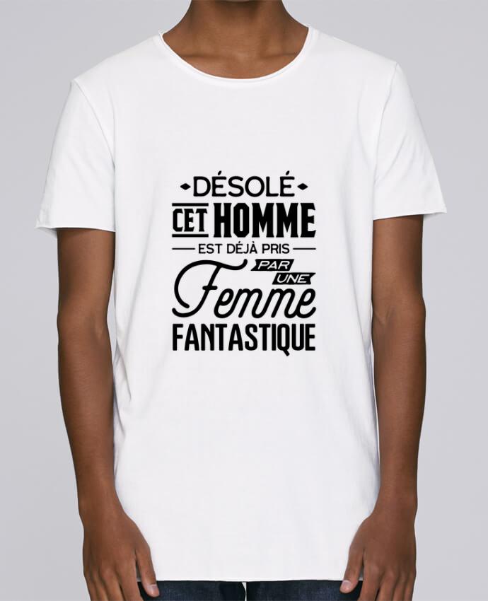 T-shirt Homme Oversized Stanley Skates Une femme fantastique par Original t-shirt