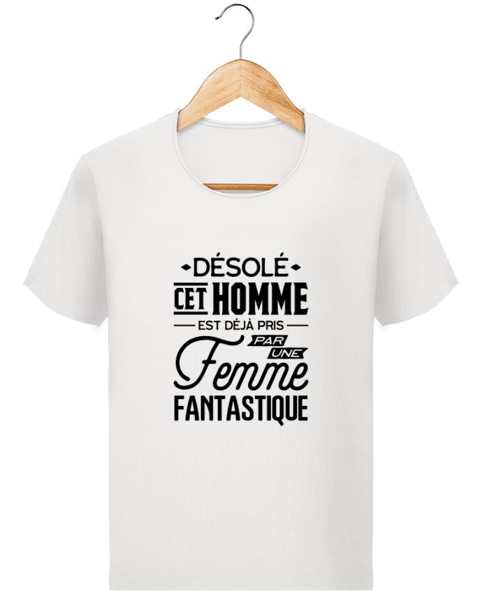 T-shirt Homme Stanley Imagines Vintage Une femme fantastique par Original t-shirt