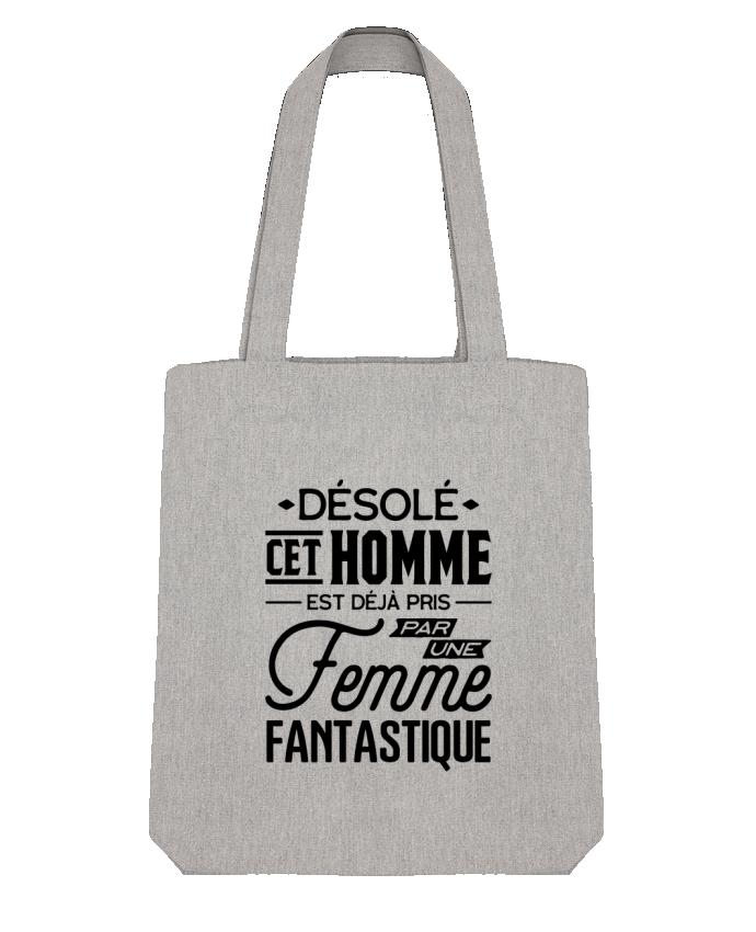 Tote Bag Stanley Stella Une femme fantastique par Original t-shirt