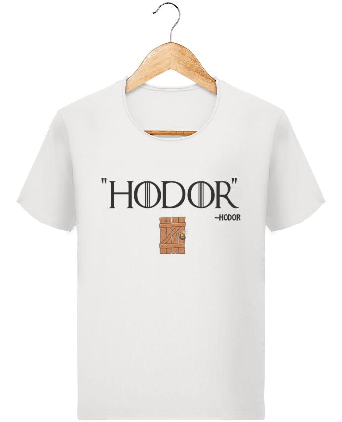 T-shirt Homme Stanley Imagines Vintage Hodor par tunetoo