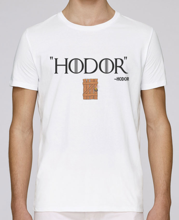 T-Shirt Col Rond Stanley Leads Hodor par tunetoo