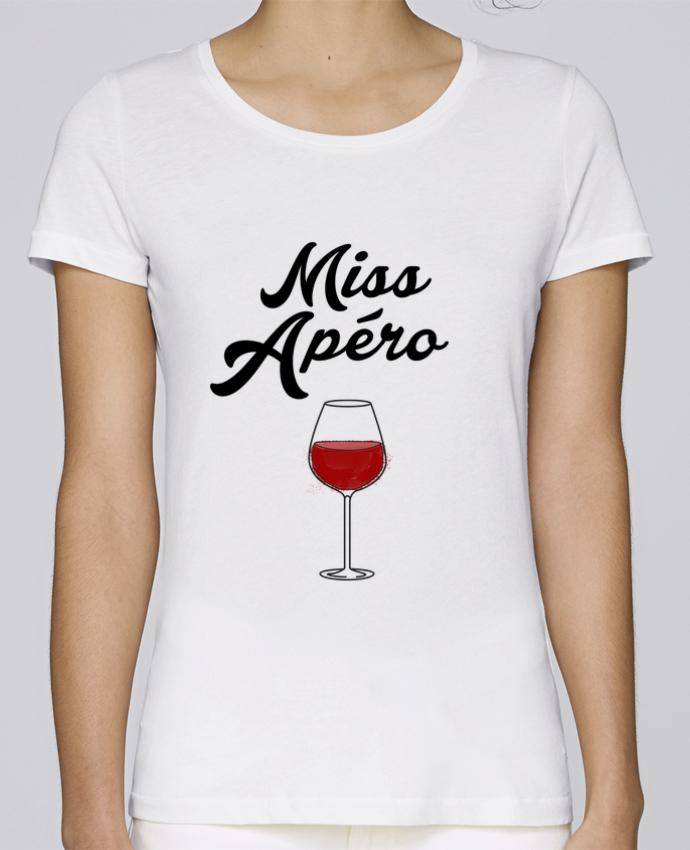 T-shirt Femme Stella Loves Miss Apéro par tunetoo