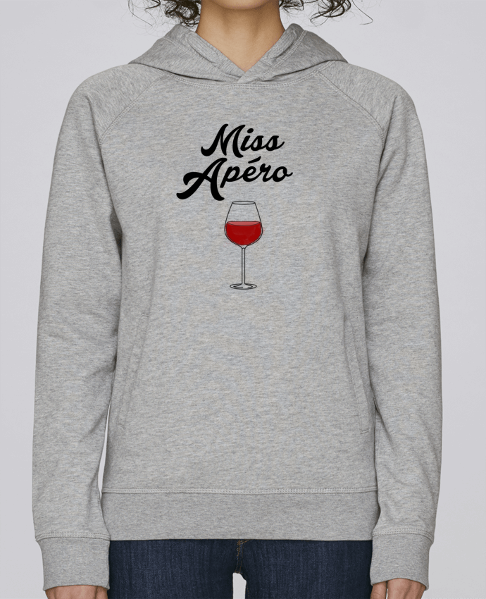 Sweat Capuche Femme Stanley Base Miss Apéro par tunetoo