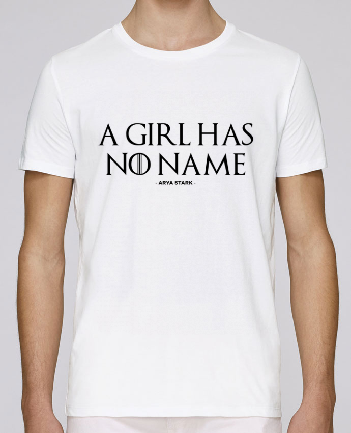 T-Shirt Col Rond Stanley Leads A girl has no name par tunetoo