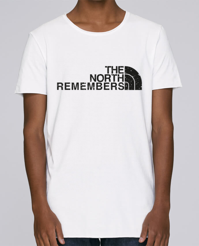 T-shirt Homme Oversized Stanley Skates The North Remembers par tunetoo