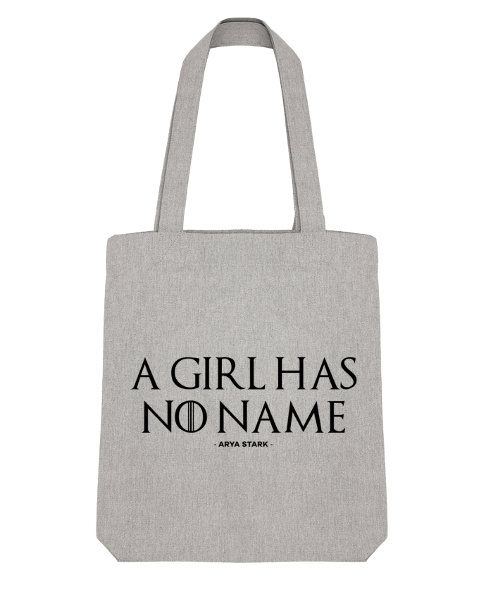 Tote Bag Stanley Stella A girl has no name par tunetoo