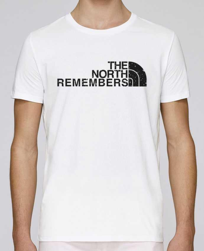 T-Shirt Col Rond Stanley Leads The North Remembers par tunetoo