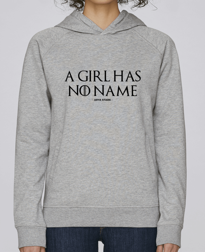 Sweat Capuche Femme Stanley Base A girl has no name par tunetoo