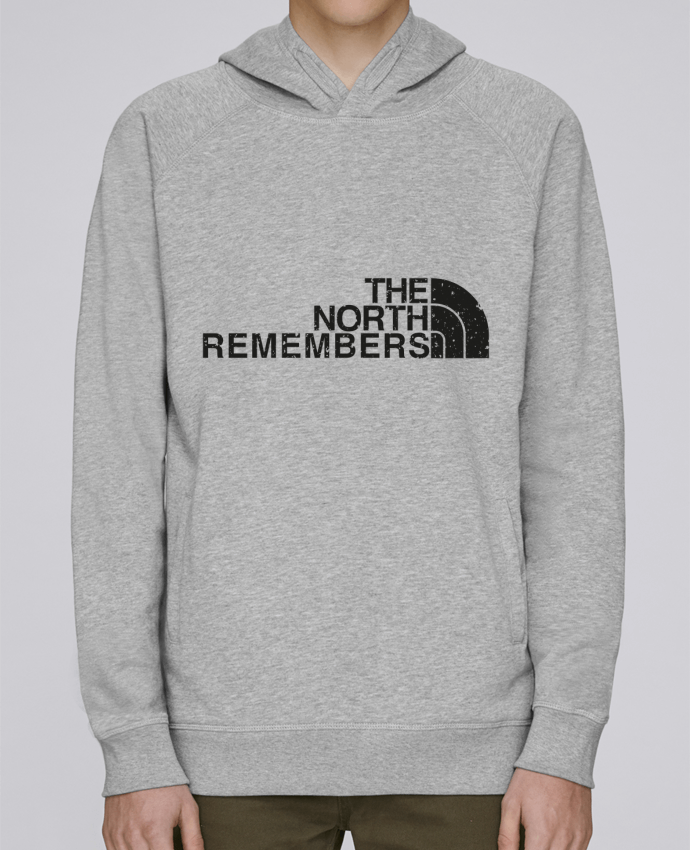 Sweat Capuche Homme Stanley Base The North Remembers par tunetoo