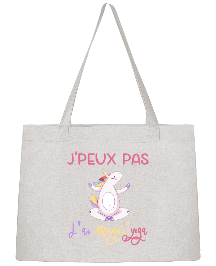 Sac Cabas Shopping Stanley Stella J'peux pas j'ai magic' yoga par A.L.I.