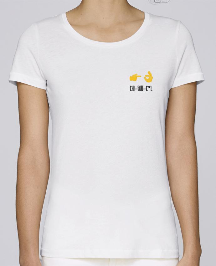 T-shirt Femme Stella Loves Chifouc*l par tunetoo
