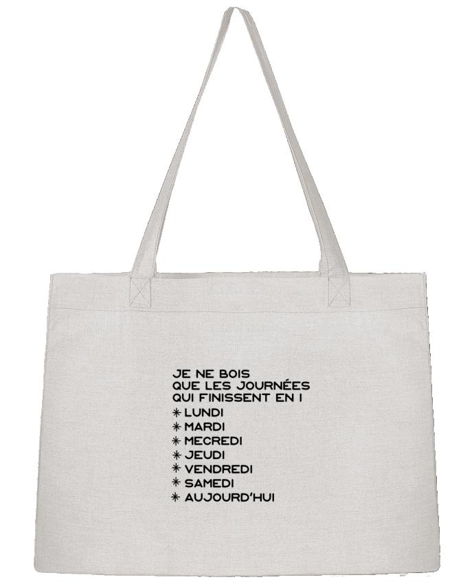 Sac Cabas Shopping Stanley Stella Les journées en i cadeau par Original t-shirt