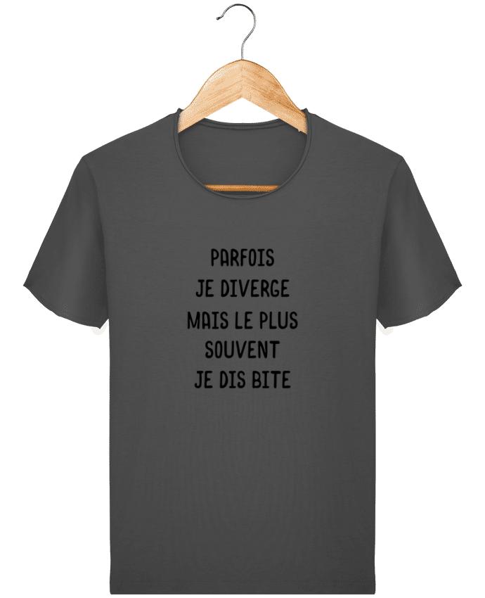 T-shirt Homme vintage Parfois je diverge cadeau par Original t-shirt