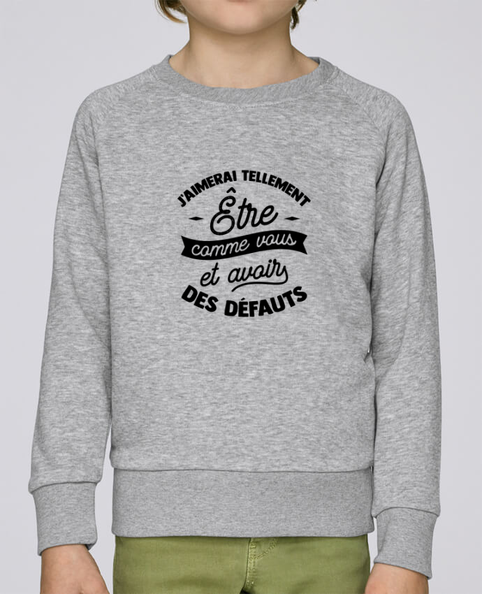 Sweat Col Rond Enfant Stanley Mini Scouts J