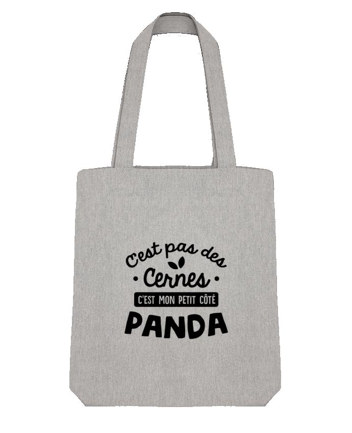 Tote Bag Stanley Stella C'est pas des cernes cadeau par Original t-shirt