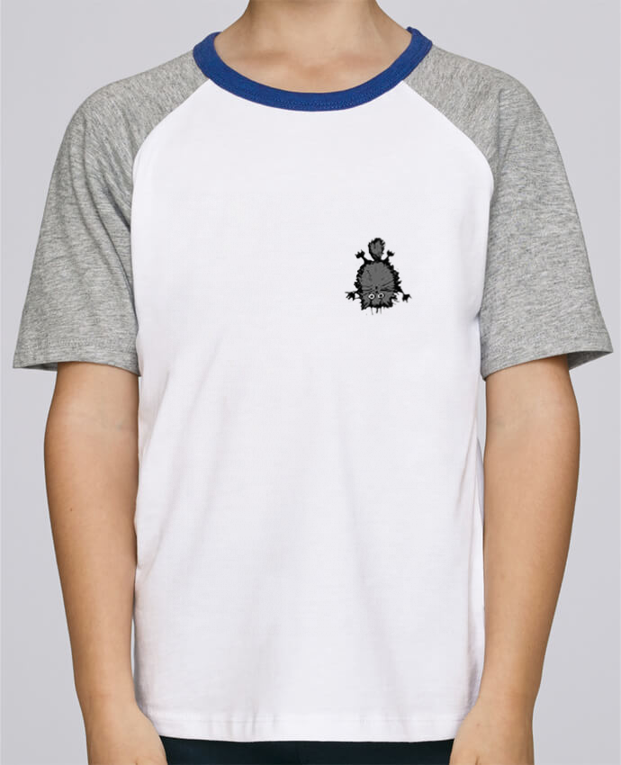 Tee-Shirt Enfant Stanley Mini Jump Short Sleeve Chat par caroline.c