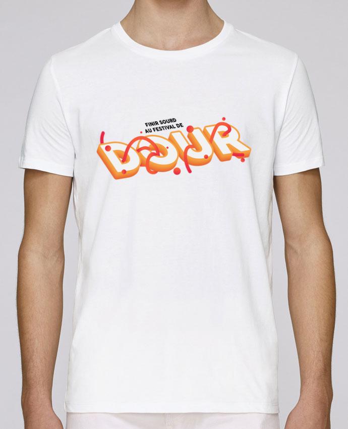 T-Shirt Col Rond Stanley Leads Finir sourd au festival de DOUR par tunetoo