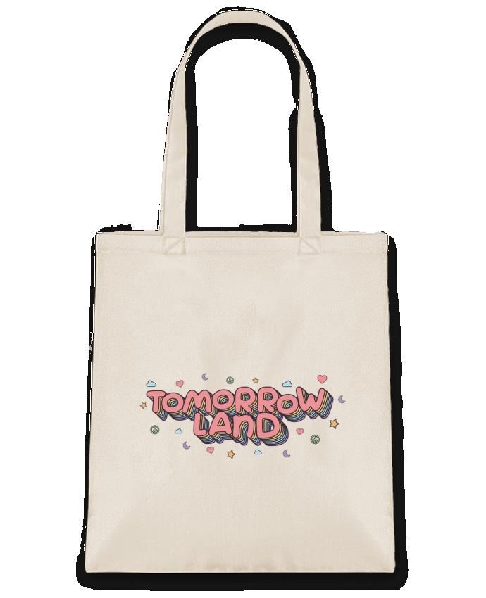 Sac en Toile Coton Tomorrowland par tunetoo