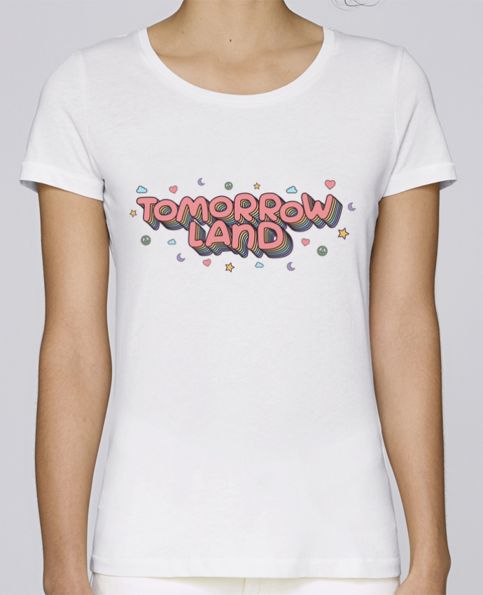 T-shirt Femme Stella Loves Tomorrowland par tunetoo