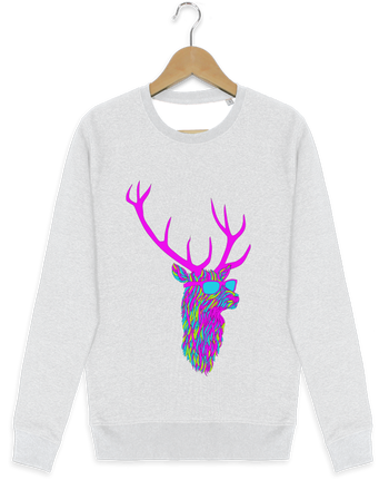 Sweat-shirt Stanley stella modèle seeks Party deer par robertfarkas
