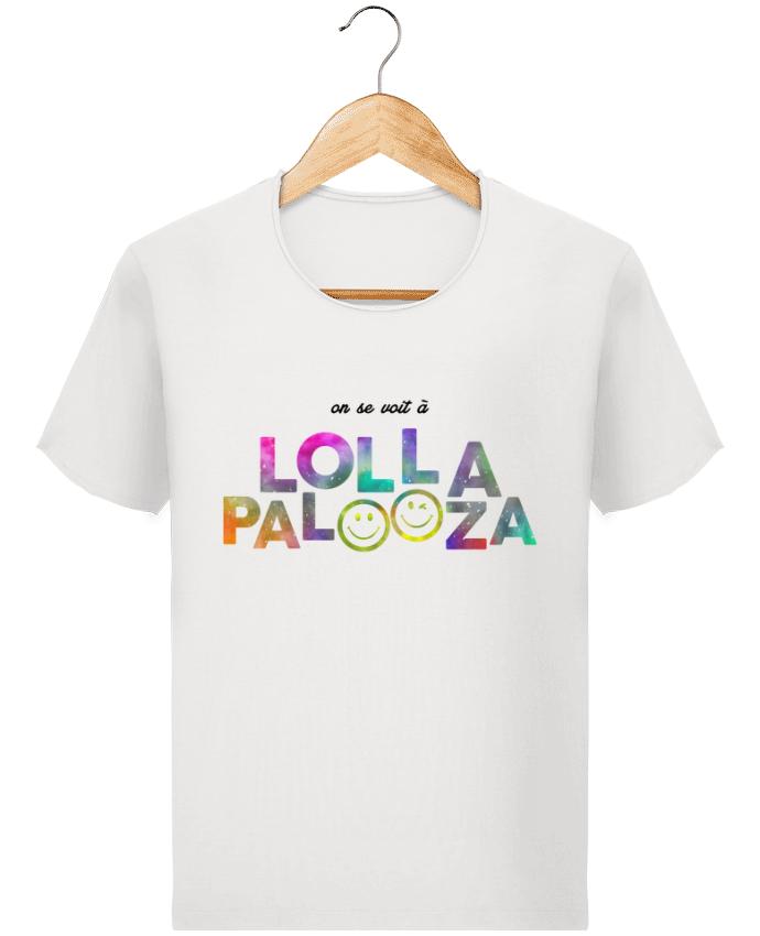 T-shirt Homme Stanley Imagines Vintage On se voit à Lollapalooza par tunetoo