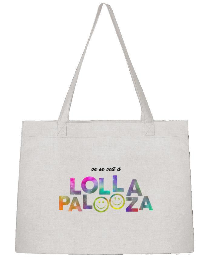Sac Cabas Shopping Stanley Stella On se voit à Lollapalooza par tunetoo