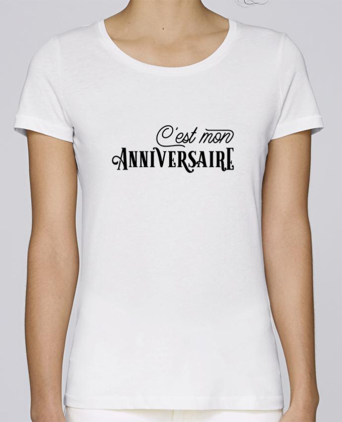 T Shirt Femme Stella Loves Cest Mon Anniversaire Cadeau Par Original T Shirt