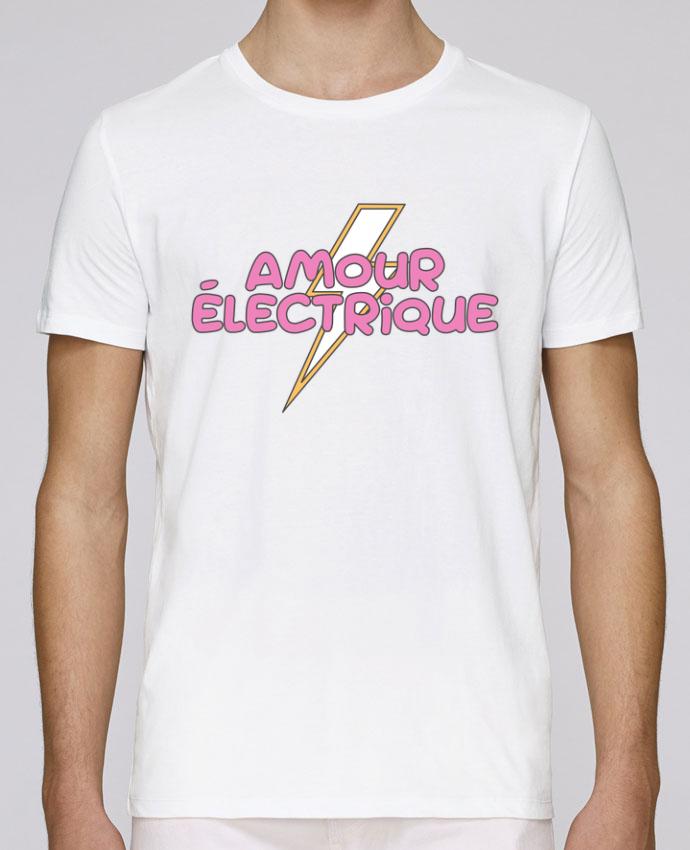 T-Shirt Col Rond Stanley Leads Amour électrique par tunetoo