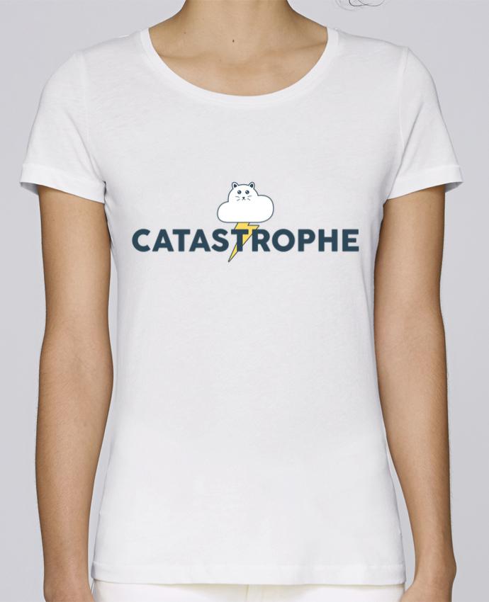 T-shirt Femme Stella Loves Catastrophe par tunetoo