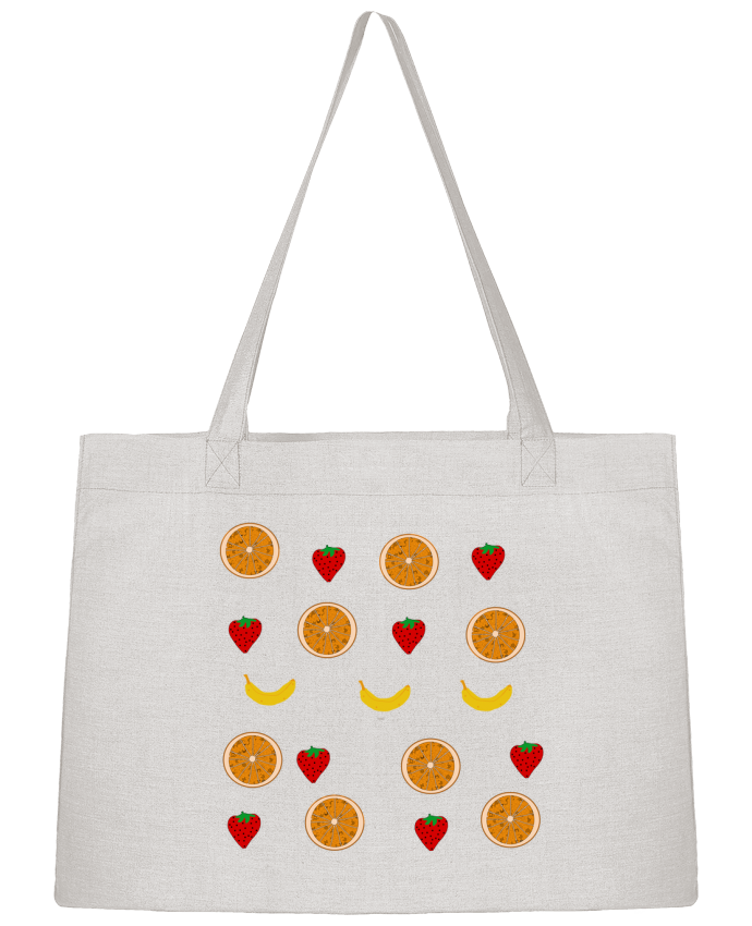 Sac Cabas Shopping Stanley Stella Fruits par Paalapaa