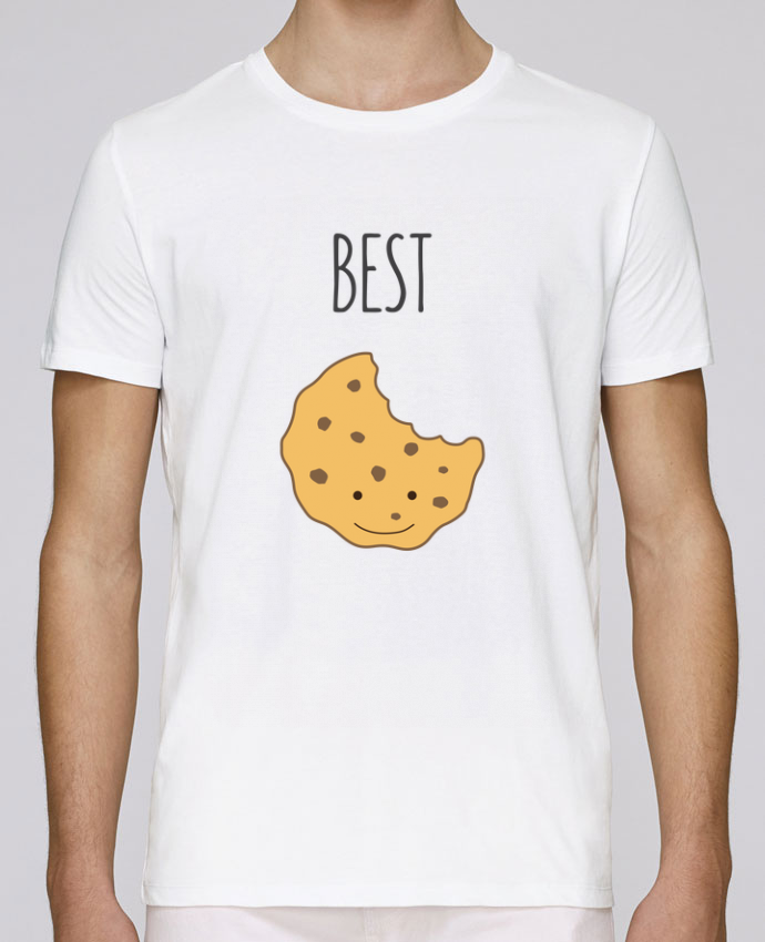 T-Shirt Col Rond Stanley Leads BFF - Cookies & Milk 1 par tunetoo