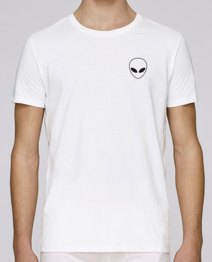 T-Shirt Col Rond Stanley Leads Alien and Planet par tunetoo