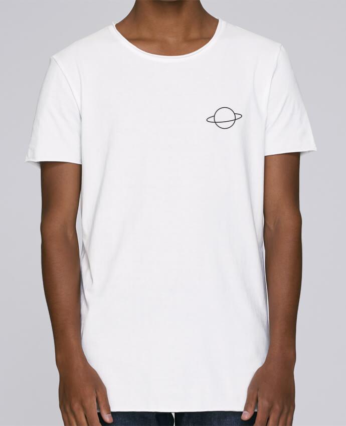 T-shirt Homme Oversized Stanley Skates Alien and Planet par tunetoo