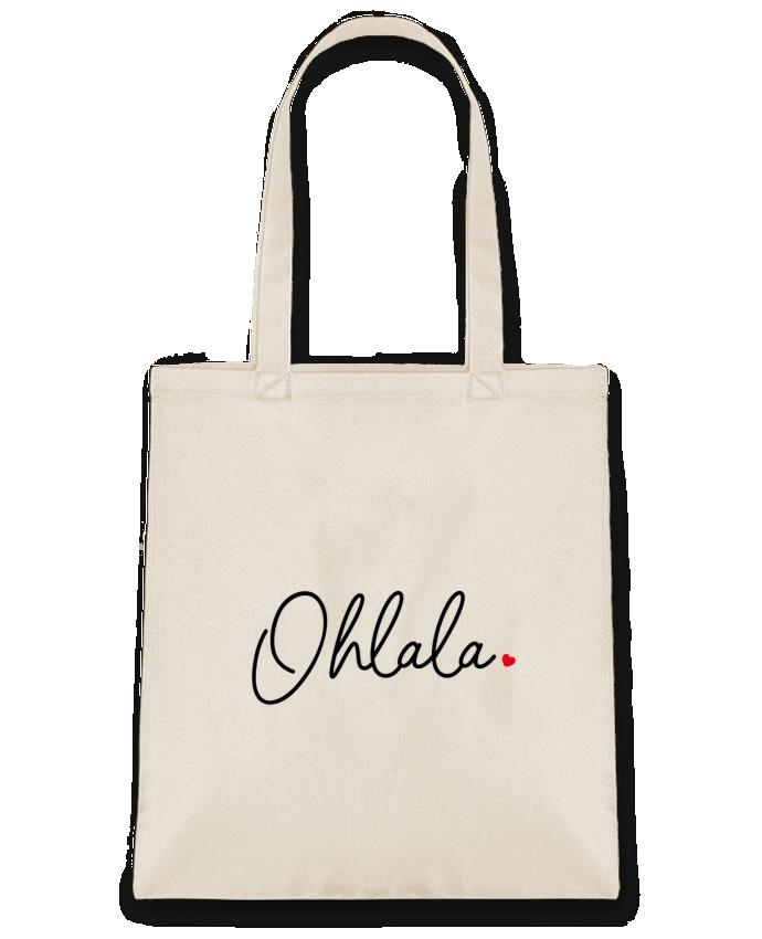 Sac en Toile Coton Ohlala par Nana