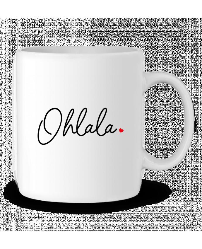 Mug en Céramique Ohlala par Nana