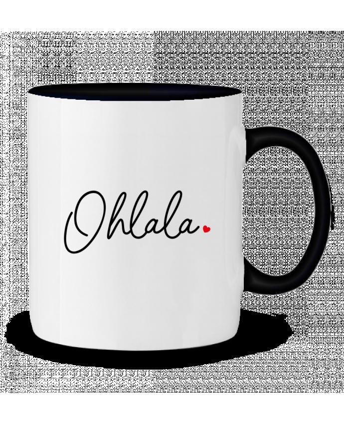 Mug bicolore Ohlala Nana