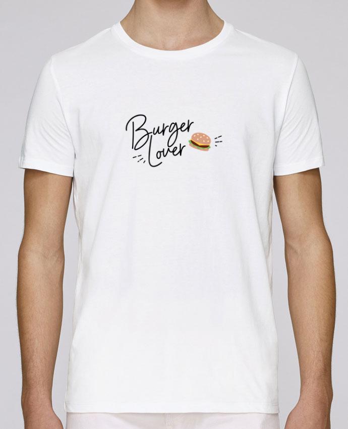 T-Shirt Col Rond Stanley Leads Burger Lover par Nana