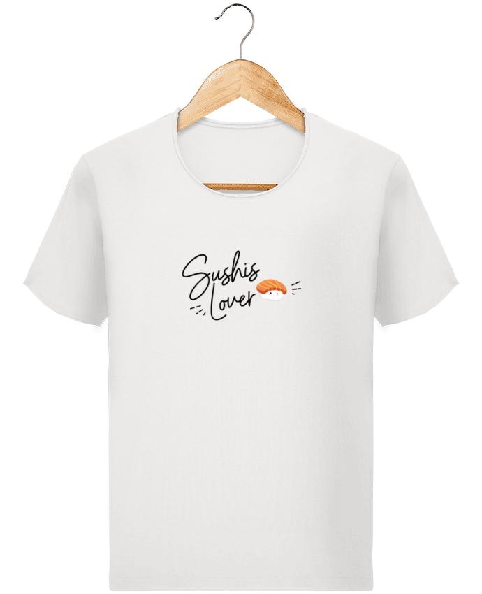 T-shirt Homme Stanley Imagines Vintage Sushis Lover par Nana