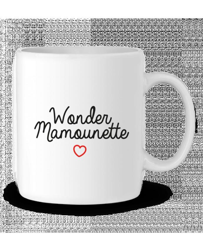 Mug en Céramique Wonder Mamounette par Nana