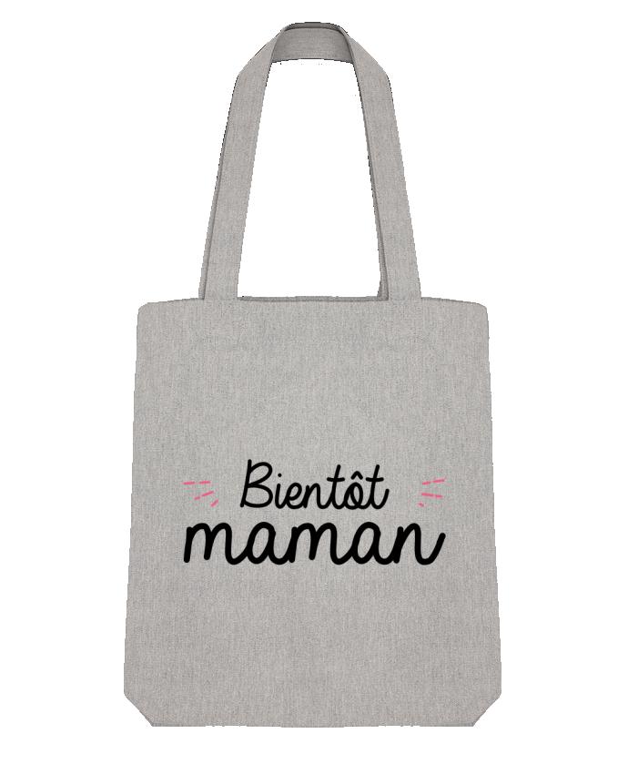 Tote Bag Stanley Stella Bientôt maman par Nana