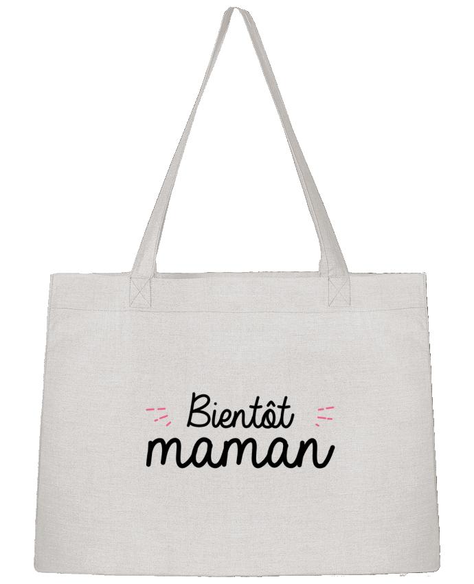 Sac Cabas Shopping Stanley Stella Bientôt maman par Nana