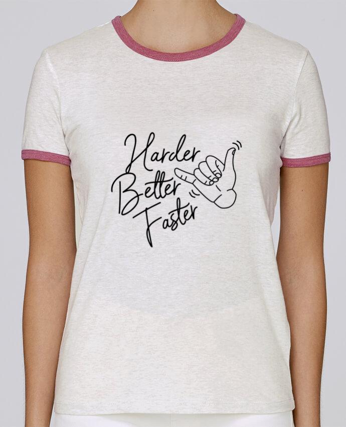 T-shirt Femme Stella Returns Harder Better Faster pour femme par Nana