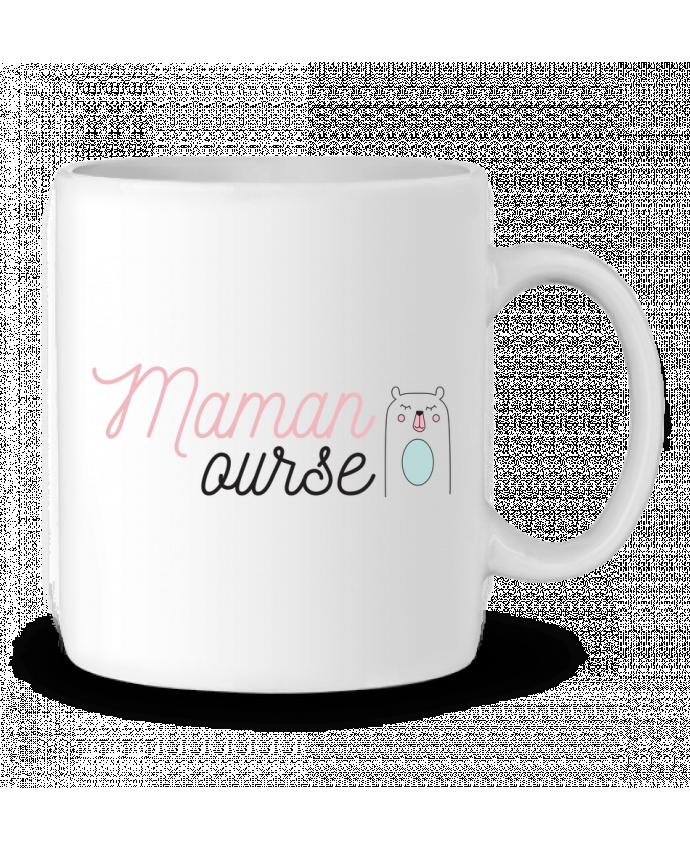 Mug  Maman ourse par tunetoo